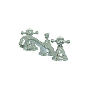 Royale Widespread Bathroom Faucet with Pop-Up Drain By Kingston Brass