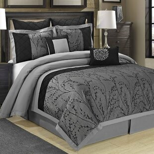 Wisteria 8 Piece Comforter Set by Homechoice International Group