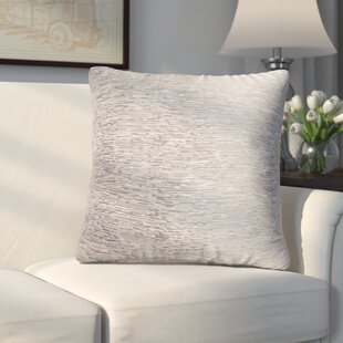 Longview Solid Decorative Throw Pillow