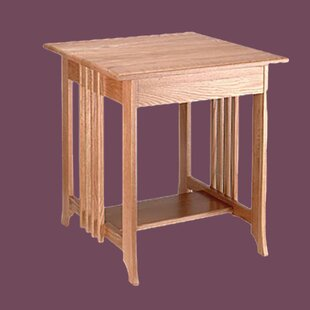 Shumpert End Table by Millwood Pines
