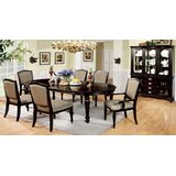 Dorr 7 Piece Dining Set by Darby Home Co