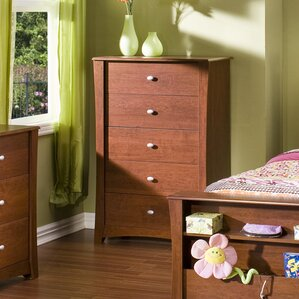 Jumper 5 Drawer Chest by South Shore