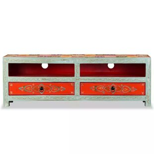 Meenakshi TV Stand By World Menagerie