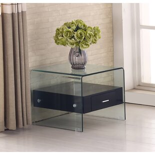 Glass Top End Table Wayfair - Wayfair glass top coffee table