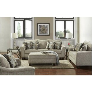 Deals Hartsock 3 Piece Living Room Set by Alcott Hill Reviews (2019) & Buyer's Guide