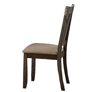 Betts Upholstered Dining Chair (Set of 2) Alcott Hill