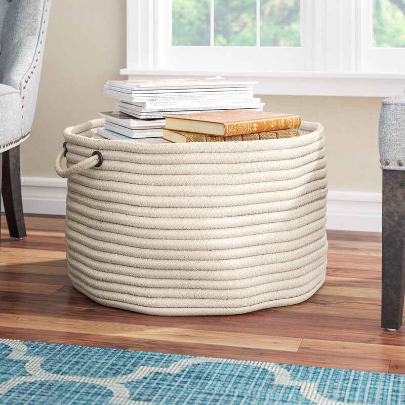 Utility Fabric Basket