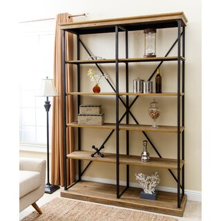 Amberly Etagere Bookcase by August Grove SKU:DD737612 Details