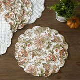 """Romine 17"""" Cotton Placemat (Set of 6)"""