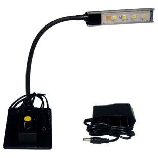 LED Goose Neck Craft Sewing Camera Court Medical Light 13 Desk Lamp