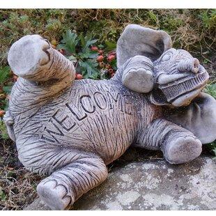 Happy Larry Garden Statues Ornaments