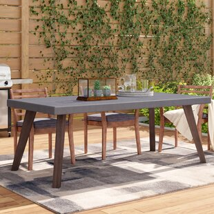 Shoreham Stone/Concrete Dining Table by T..