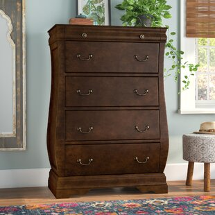 World Menagerie Liverpool 4 Drawer Chest