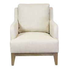 Alexander Linen Armchair by Design Tree Home