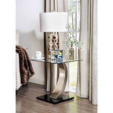 Natalia End Table by Hokku Designs
