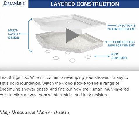 dreamline featured categories shower doorstub doorsshower bases shop by category
