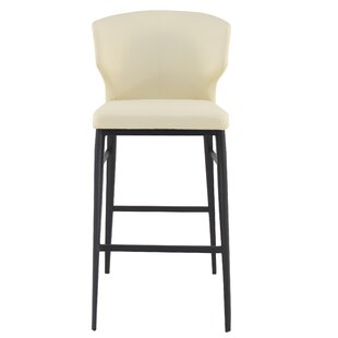 Find for Wimbledon 29.5 Bar Stool by Mercer41 Reviews (2019) & Buyer's Guide