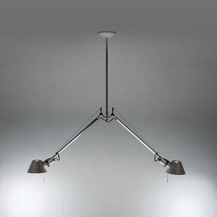 Artemide Tolomeo 2-Light Kitchen Island P..