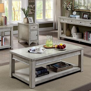 Angeline Coffee Table by Charlton Home Comparison