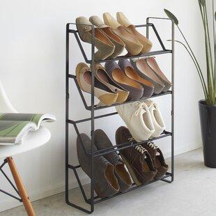 Slim Frame 4 Steps Shoe Rack By Yamazaki