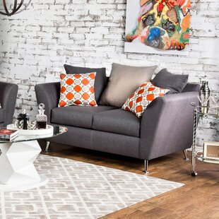 Shop Mcmurry Contemporary Loveseat by Brayden Studio