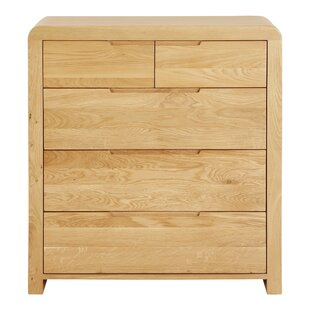 Jed 5 Drawer Chest By Gracie Oaks