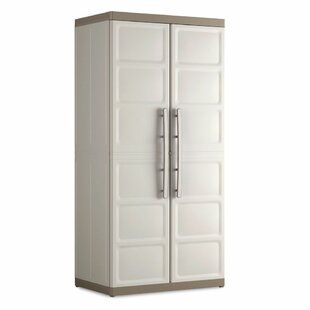 Excellence High 71.5 H x 35 W x 21.5 D Storage Cabinet by Acquaviva