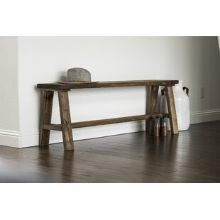 Ari Wood Bench