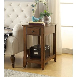 Foxcote End Table By Charlton Home