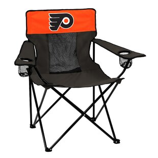 Logo Brands NHL Elite Camping Chair