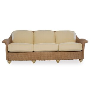 Lloyd Flanders Oxford Patio Sofa with Cushion