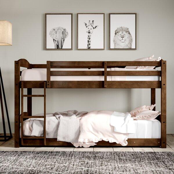 Greyleigh Bellmead Twin Over Twin Bunk Bed Amp Reviews Wayfair