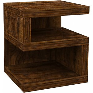 Isaac Side Table with Storage