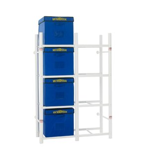 Quincy 8 Tote Storage System 68