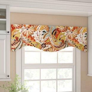 Paisley Valances Kitchen Curtains You