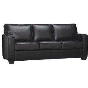 Ritter Leather Sleeper Sofa Part 13