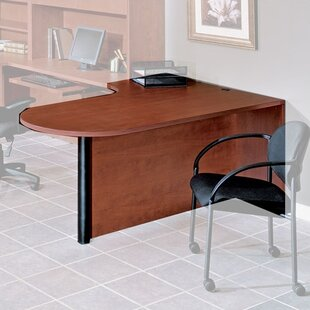 Blairview L- Shape Desk Shell