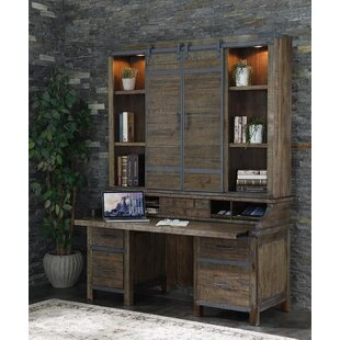 Turnkey Products LLC Enzo Executive Desk with Hutch
