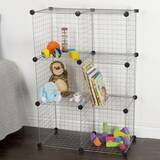 Modular Metal Storage Cube by Everyday Home