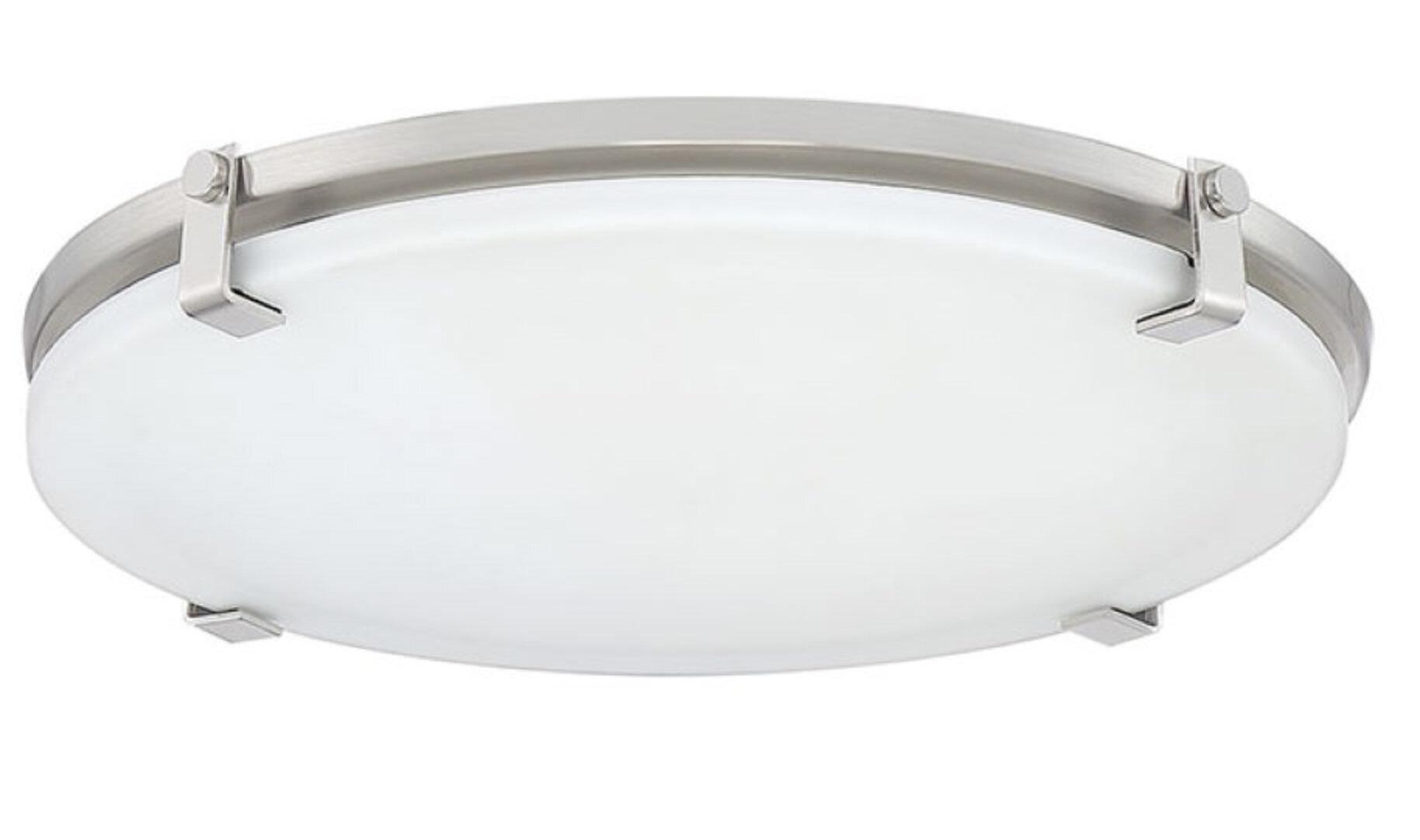Craftmade 70 Cfm Bathroom Fan With Light Reviews Wayfair