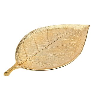 Leaf Accent Tray