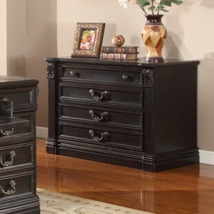 Gunnersbury 2 Drawer Accent Chest
