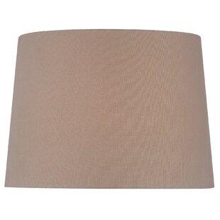 Best Choices 14 Fabric Drum Lamp Shade By Latitude Run
