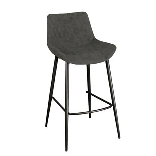 Shyanne 76.3cm Bar Stool (Set Of 2) By Ebern Designs
