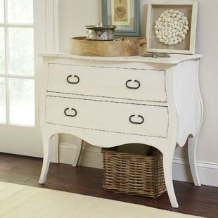 Birch Lane™ Leena 2 Drawer Accent Chest