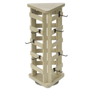 Tripar 3-Sided Free Standing Jewelry Armoire