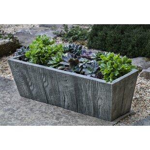 Concrete Union Rustic Planter Boxes You Ll Love In 2021 Wayfair