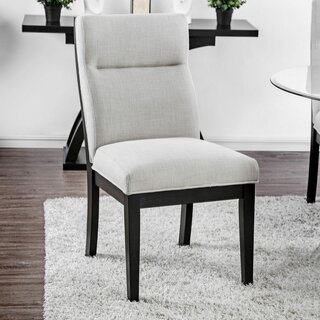 Aniya Upholstered Dining Chair by Darby Home Co SKU:ED536880 Details