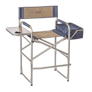 Ancelin High Back Folding Director Chair by Freeport Park