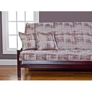 Dominick Box Cushion Futon Slipcover